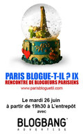 Paris blogue-t-il ?